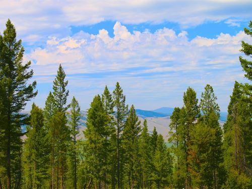 Lot 30 Arrowstone Subdivision : Philipsburg : Granite County : Montana