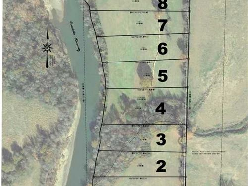 Lot 1 Ouachita River Lots, Owner : Friendship : Hot Spring County : Arkansas