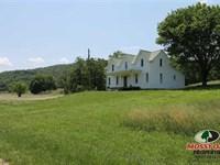 Outdoors, Men's Paradise, 186 Acres : Albany : Clinton County : Kentucky