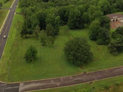 Pristine 3.8 Acre Lot on The fr : Searcy : White County : Arkansas