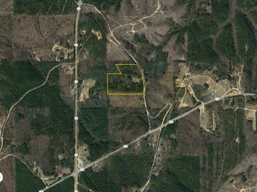Garner Road Homesite OR Timber Trac : Carbon Hill : Fayette County : Alabama