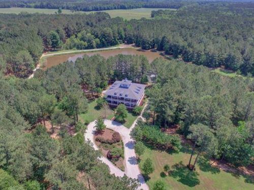 Mississippi Plantation Land for Sale, Plantation Property ...