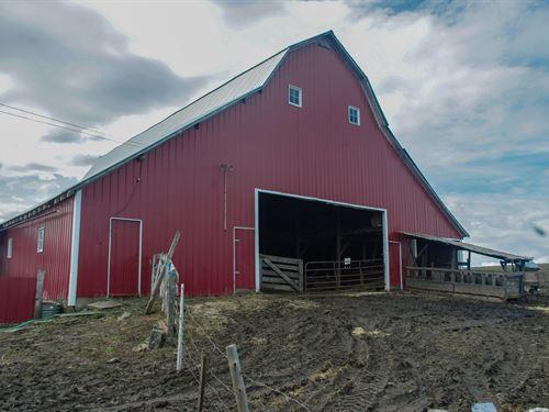 Country Home, Farm & Ranch Kamiah : Kamiah : Idaho County : Idaho