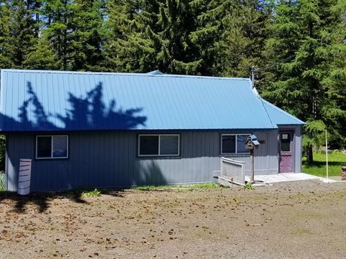 Cabin Fresh Mt, Air Tollgate Large : Weston : Umatilla County : Oregon