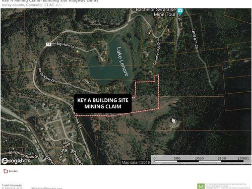 Established Mining Claim, Ridgway : Ridgway : Ouray County : Colorado