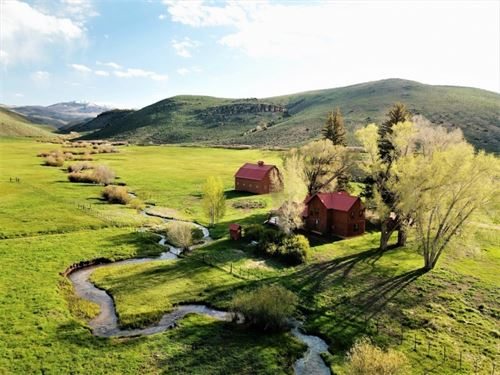 Circle J Ranch : Parlin : Gunnison County : Colorado