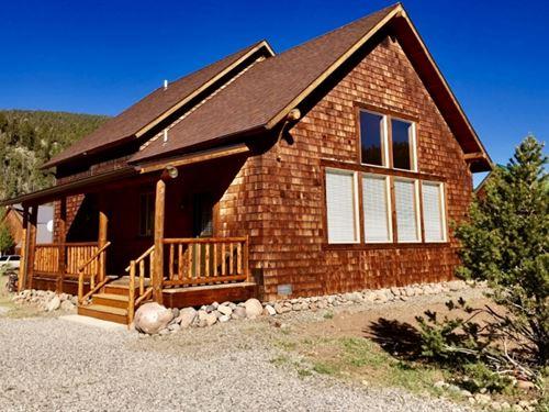 Affordable Cute Cabin : South Fork : Rio Grande County : Colorado