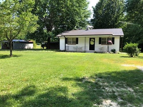 Home 2 Acres, Close to Dale Hollow : Livingston : Overton County : Tennessee