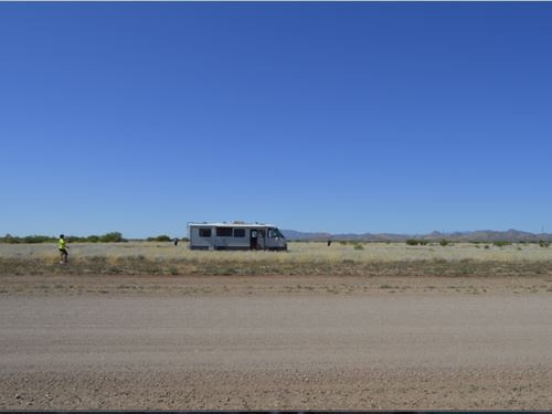 1 Of 5 Adj, Lots On La Costa Blvd : Douglas : Cochise County : Arizona