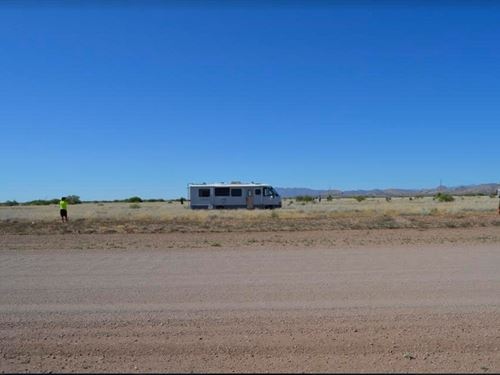 Gorgeous Off Grid Lot In La Costa : Douglas : Cochise County : Arizona