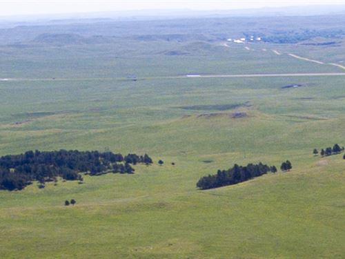 Hunsaker Quarter : Fairburn : Custer County : South Dakota