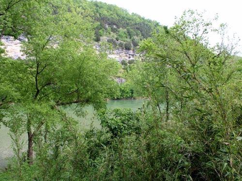 White River Lot Mountain View : Mountain View : Stone County : Arkansas