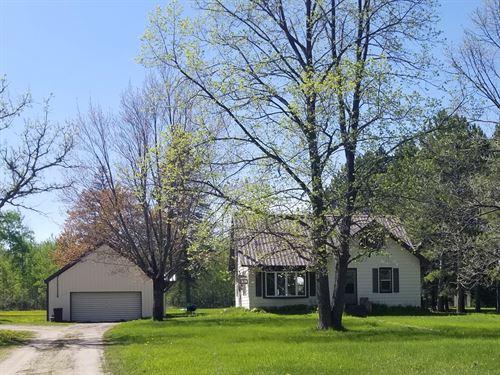 Country Home International Falls MN : Littlefork : Koochiching County : Minnesota
