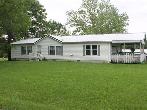 Dekalb County Home And 14 Acres : Weatherby : Dekalb County : Missouri