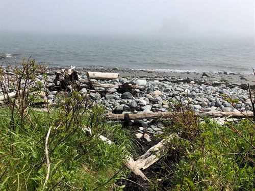 Spectacular Ocean View Land Lot : Lubec : Washington County : Maine