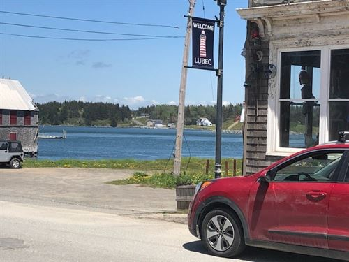 Commercial Land Lot in Maine : Lubec : Washington County : Maine