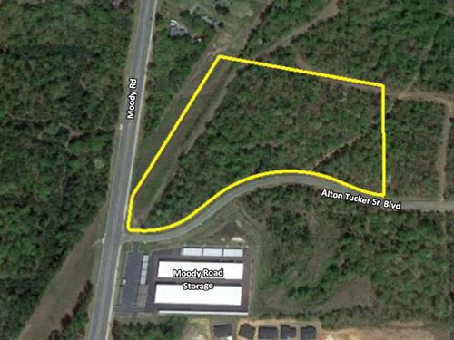 Great Development Opportunity : Warner Robins : Houston County : Georgia