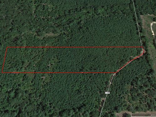 Great 10 Ac Tract Close To Tyler : Flint : Smith County : Texas