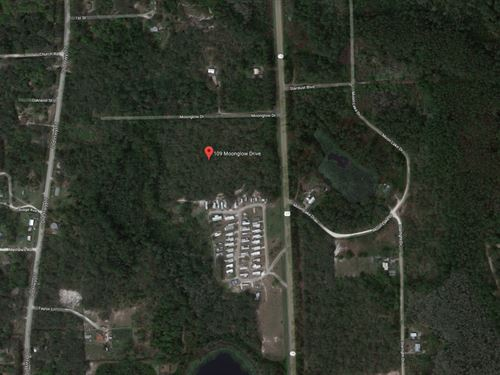 2.6 Acres For Sale In Crescent City : Crescent City : Putnam County : Florida