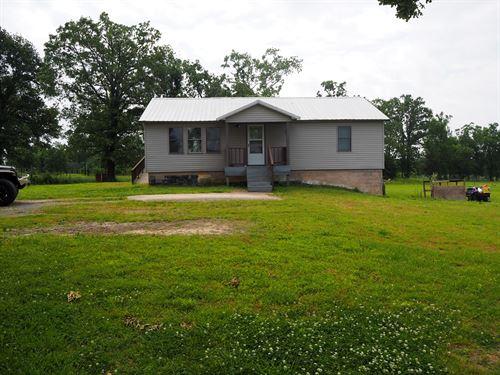 Country Cottage On 1 Acre For Sale : Scotland : Van Buren County : Arkansas