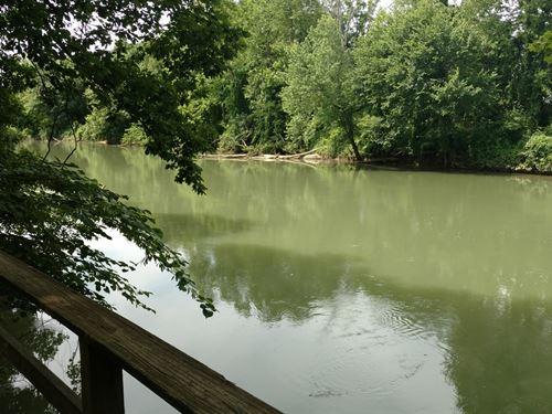 River Lots For Sale : Pocahontas : Randolph County : Arkansas