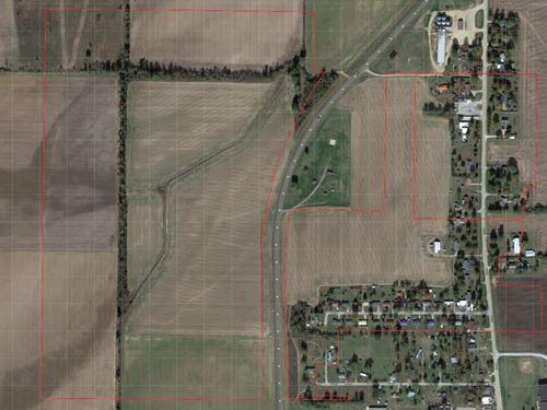 80 Acres Agricultural Farm Land : Clarkton : Dunklin County : Missouri