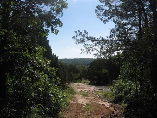 79 Acres Hunting Recreational Land : Fredericktown : Madison County : Missouri