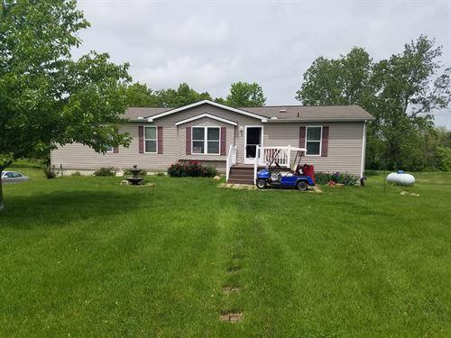 Home Lake Thunderhead in North MO : Unionville : Putnam County : Missouri