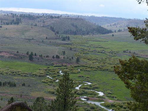 Custom Off-Grid Home Emigrant Creek : Hines : Harney County : Oregon