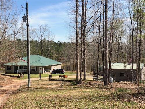 Rural Country Home : Roberta : Crawford County : Georgia