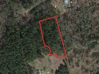 Quiet Culdesac Lot : Nacogdoches : Nacogdoches County : Texas