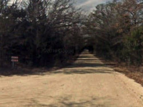 1.110 Acres In Quanlin, Texas : Quinlan : Kaufman County : Texas