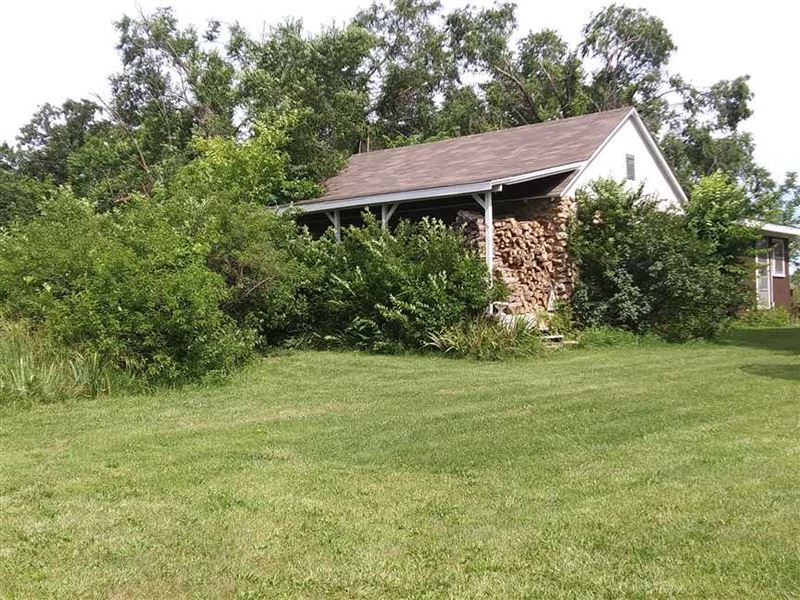 House And 4.35 Acres in Wright Cou : Hartville : Wright County : Missouri