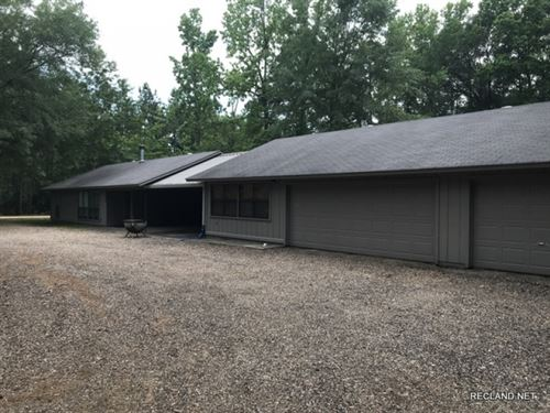 Camp, Felsenthal Area : Felsenthal : Union County : Arkansas