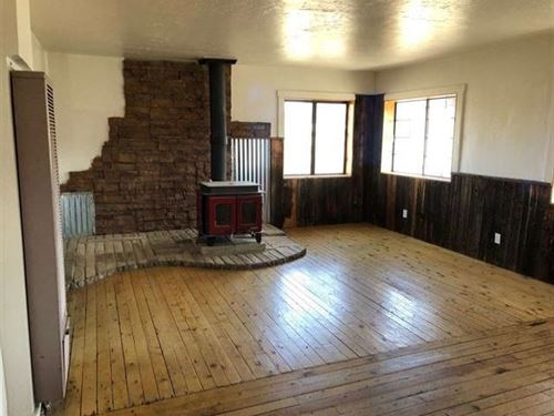 Recently Remodeled Home Next to : Chama : Rio Arriba County : New Mexico