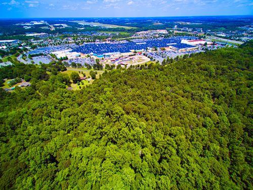 Acreage For Sale in Concord NC : Concord : Mecklenburg County : North Carolina