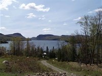 Lake Willoughby Property : Westmore : Orleans County : Vermont
