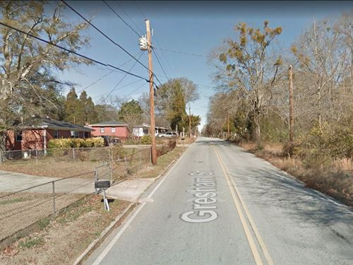 .41 Acres For Sale In Union City : Union City : Fulton County : Georgia