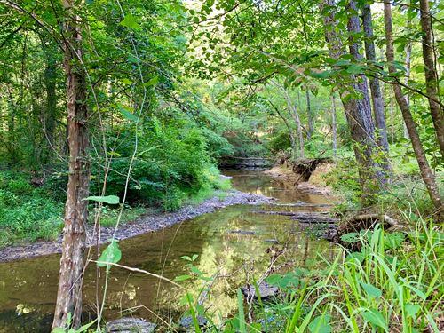 Beautiful Land On Shades Creek : Bessemer : Jefferson County : Alabama