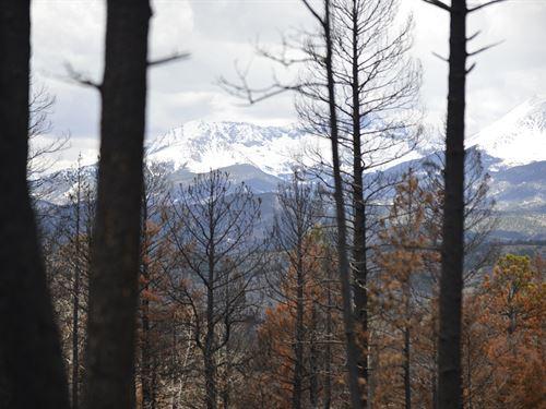 So Close To Mt Blanca, Forbes Park : Fort Garland : Costilla County : Colorado