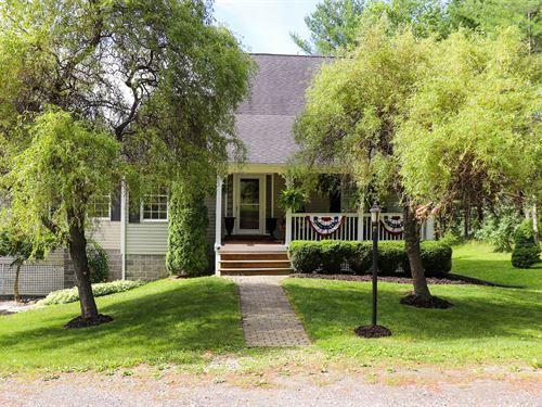Stunning Country Home Riner VA : Riner : Floyd County : Virginia