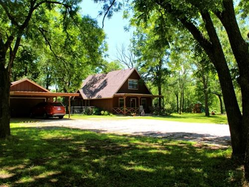 3 Bedroom Home Lake Murray Arbuckle : Ardmore : Carter County : Oklahoma