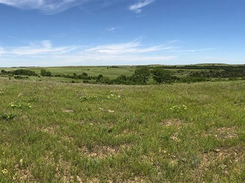 Oklahoma Ranch Land For Sale : Maramec : Pawnee County : Oklahoma