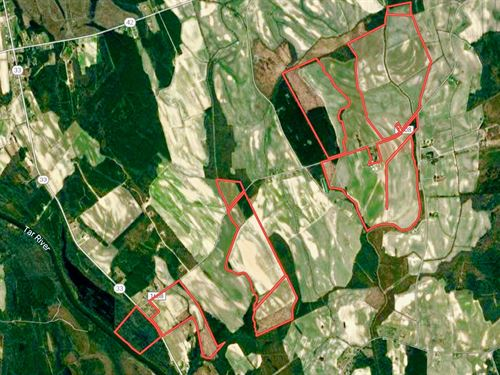 Farm Land For Sale Edgecombe Co, Nc : Tarboro : Edgecombe County : North Carolina