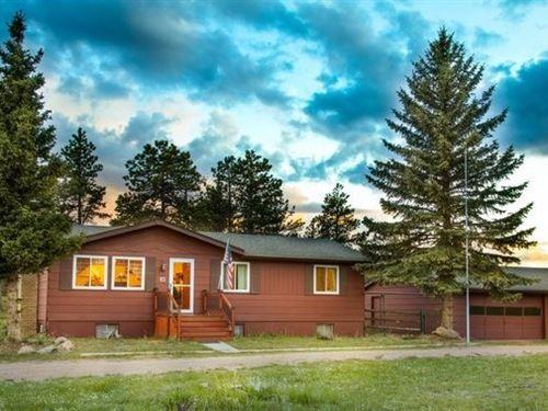 Rocky Mountain Living Northern : Livermore : Larimer County : Colorado