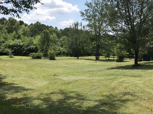 6 Very Private Acres : Scottsboro : Jackson County : Alabama