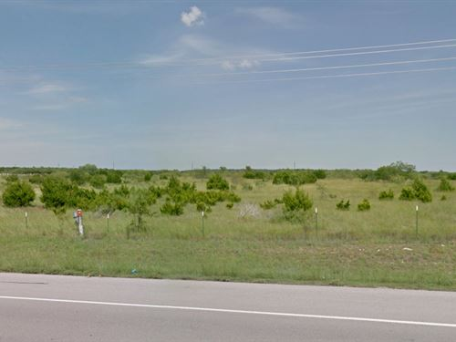 40.03 Acres Ready To Create Life : Whitney : Hill County : Texas