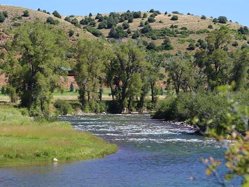 Riverbend At Elk Creek Ranch : Meeker : Rio Blanco County : Colorado