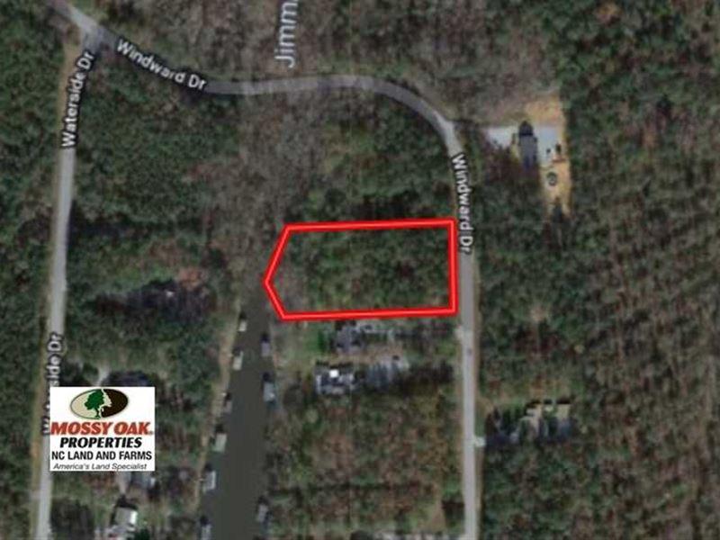 Reduced, 1.48 Acres of Residentia : Henrico : Northampton County : North Carolina