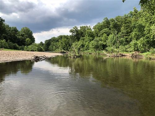 Sellers Creek Hunting/Fishing Retr : Richland : Camden County : Missouri